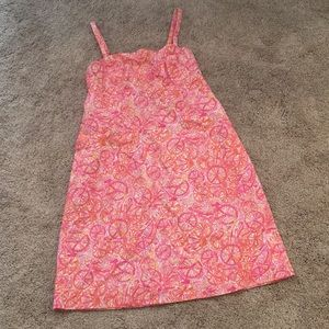 Lilly Pulitzer Rare ten speed dress with pockets